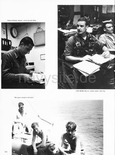 USS Constellation (CVA 64) WestPac Cruise Book 1966 - VF-161