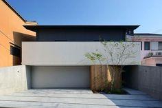混構造の家 切妻屋根の家 アーキッシュギャラリー