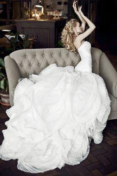 #wedding #dresses #bridal #fashion