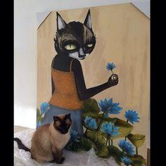 Thiago Goms Artist, Street Artist, São Paulo-Brasil