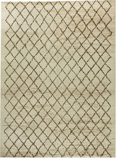 Modern Rugs: Modern Moroccan rug in beige, modern style perfect for modern interior decor, modern living room, geometric pattern rug Source by dorisleslieblau Rugs Modern Carpet, Modern Rugs, Morrocan Decor, Style Floral, Interior Decorating Tips, Decorating Websites, Modern Moroccan, Moroccan Rugs, Types Of Rugs