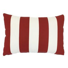 """Easy Way Products Reversible Zip Outdoor Throw Pillow Size: 20"""" H x 20"""" W"""