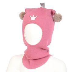 Kivat lue, rosa balaclava med refleks og dusker   DressMyKid.no - Barn og baby - Alltid gode tilbud Kids And Parenting, Twins, Gemini, Twin