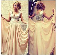 sequins formal dress prom dress?