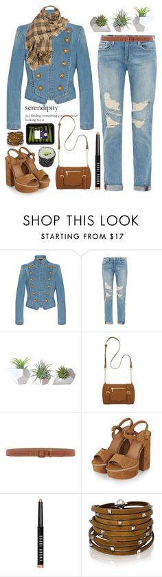 """""""27.02.16-2"""" by malenafashion27 ❤ liked on Polyvore featuring Gucci, Frame Denim, Dot & Bo, New Directions, Armani Collezioni, Topshop, Bobbi Brown Cosmetics and Sif Jakobs Jewellery"""