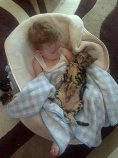 Wyatt & Simba