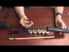 Coastal Extreme Duty 5.56mm Sound Suppressor with Flash Hider Mount Disassembly - YouTube