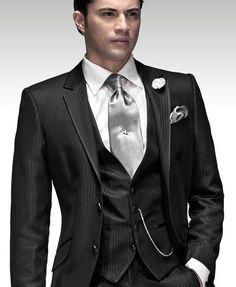 Men Fashion Designer Wedding Tuxedo Groom Suits Mens Attire Groomsmen