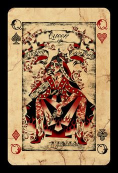 Queen of Fucking Everything by Ljama.deviantart.com on @deviantART