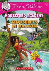 thea stilton mouselets in danger #3