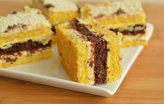 cake with lemon cream Lemon Cream, Ice Cream, Food Cakes, Allrecipes, Cornbread, Cake Recipes, Food And Drink, Sweets, Ethnic Recipes