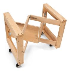 Woodworking For Kids Growth Charts Folding Table Base Plan / Folding Craft Table Base Plan / Kids Popular Woodworking, Fine Woodworking, Woodworking Crafts, Woodworking Workshop, Woodworking Classes, Woodworking Techniques, Youtube Woodworking, Woodworking Basics, Woodworking Machinery
