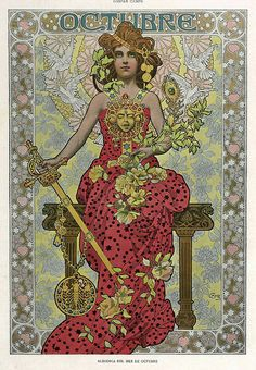 Gaspar Camps i Junyent (Spanish, painter, illustrator and poster artist of the Art Nouveau and Art Deco. From the Barcelona magazine Álbum Salón Vintage Artwork, Vintage Images, Vintage Posters, Alphonse Mucha, The Magic Faraway Tree, Motif Art Deco, Art Nouveau Poster, Antique Art, Art History