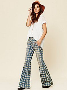 Reflection Trouser: Love, love, love