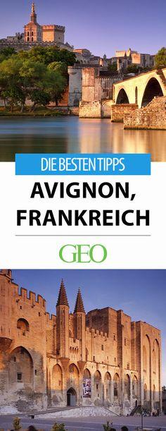Restaurants, Hotels oder Kultur, hier findet Ihr die besten Tipps und Anregungen für einen Urlaub in Avignon.