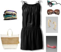 ShopStyle: Beach Weekend by Sheque Style Me, Beach, Summer, Image, Fashion, Summer Time, Moda, The Beach, La Mode