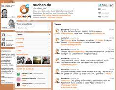 suchen.de auf #Twitter #suchen