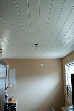 recessed lighting kitchen kitchen plank ceiling plank ceiling tongue and groove 1737