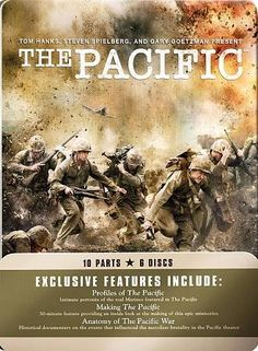PACIFIC DVD6