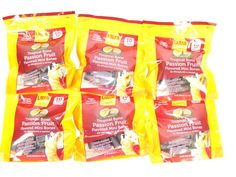 Ultra Chewy Tropical Bone Mini Bundle (6 pk) - Passion Fruit Minis