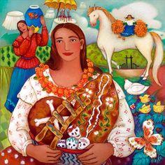 Linda Carter Holman Paintings