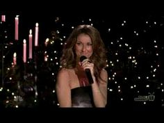 """Celine Dion sings """"The Christmas Song"""" Live Music Video  / - - Bookmark Your Local 14 day Weather FREE > www.weathertrends360.com/dashboard No Ads or Apps or Hidden Costs"""