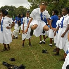 My cousin school immaculate consumption high school Childhood Games, Childhood Memories, Jamaica Travel, Jamaica Jamaica, Jamaican People, Jamaica History, African Royalty, Caribbean Art, West Indian
