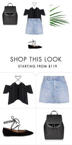 """""""Sans titre #9609"""" by ghilini-l-roquecoquille ❤ liked on Polyvore featuring GRLFRND and Gianvito Rossi"""