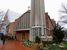 St. Stephen Martyr Catholic Church in Washington, D.C.