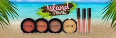 OFRA Cosmetics Island Time Collection – Review, Swatches & Photos