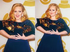 adele deserved each and everyone of those