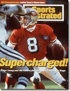 Steve Young Sports Illustrated
