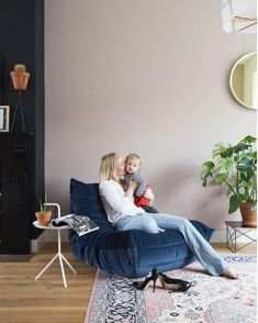 An Inspiring Dutch Home With Colourful Accents