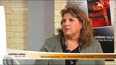 """Autorin und Weltumseglerin Ute Bareiss in der Sendung """"Leichter Leben - ..."""