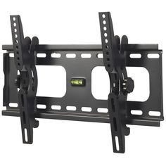 Shop VonHaus Tilt TV Wall Mount Bracket with Built-In Spirit Level for LED, LCD, Curved, Plasma, Flat Screen Televisions - Super Strong Weight Capacity. Free delivery and returns on eligible orders. Tv Wall Brackets, Tv Wall Mount Bracket, Wall Mounted Tv, Electrical Supplies, Habitats, Flat Screen, Led, Tilt, Free Spirit