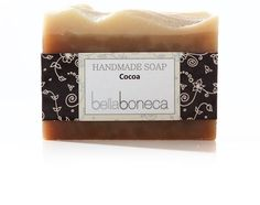 Handmade soaps make a great gift! Rich and luxurious lather. www.bellaboneca.co.za