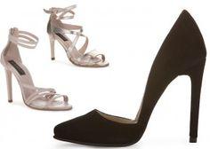 De ce adoram pantofii? - Magazin Universal Platform, Heels, Fashion, Heel, Moda, Fashion Styles, High Heel, Wedge, Fashion Illustrations