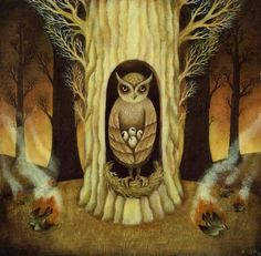 Amazing Fine Arts by Kathleen Lolley #Illustration