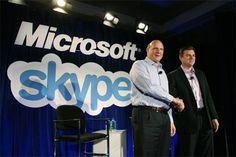 Olhar Digital: Cisco questiona compra do Skype pela Microsoft