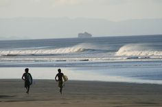 Some of the best #waves in the world, are here in #Nicaragua. #Surf #vacation