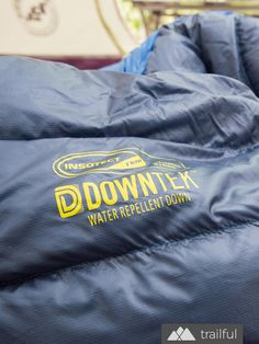 The Big Agnes Wiley SL 30 sleeping bag is filled with treated DownTek down, and delivers an ultra-comfortable sleep in temps down to 30 degrees