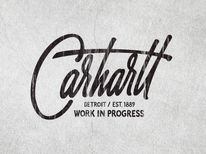 Handlettered logos from defunct department stores — Designspiration