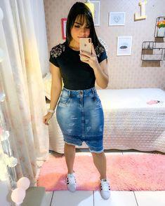 Jean Dress Outfits, Denim Skirt Outfits, Paris Outfits, Jeans Dress, Summer Outfits, Casual Outfits, Cute Outfits, Fashion Outfits, Trendy Fashion