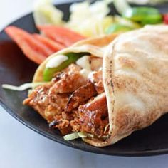 Chicken Shawarma is one of the most authentic flavorful Middle Eastern recipes. Enjoy the original flavors of shawarma with an incredibly homemade spice mix. Shawarma Recipe, White Sauce Recipes, Full Fat Yogurt, Shish Kabobs, Homemade Spices, Middle Eastern Recipes, Mediterranean Recipes, Asian Recipes