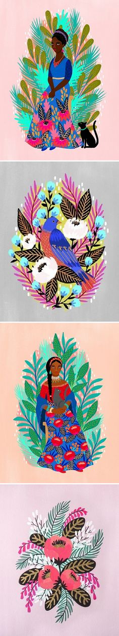 Illustrations by Jess Phoenix / on the Blog!