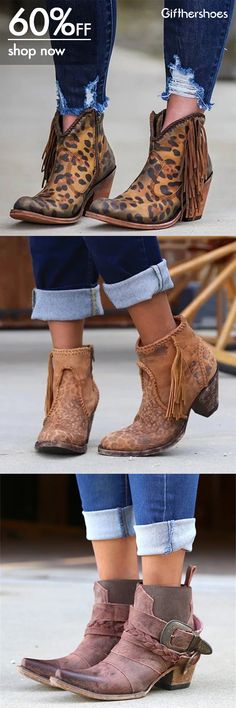 GiftHerShoes offers a wide selection of trendy fashion style women's shoes, clothing. Affordable prices on new shoes, tops, dresses, outerwear and more. Fashion Over Fifty, Fashion Shoes, Fashion Outfits, Trendy Fashion, Womens Fashion, Vintage Boots, Cool Boots, Hot Shoes, Fall Winter Outfits