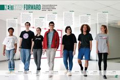good idea for college feature page Yearbook Class, Yearbook Layouts, Yearbook Design, Yearbook Ideas, Yearbook Spreads, Journalism, Teaching, Year Book, Theme Ideas