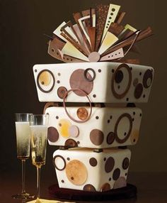 Fun cake! | love this up- side-down cake