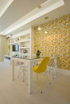 Ristrutturare 40 mq: il progetto per sfruttare al massimo lo spazio di un piccolo appartamento con soluzioni estremamente semplici e funzionali.