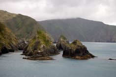 Crossing the Cook Strait: Notes from the end of the world